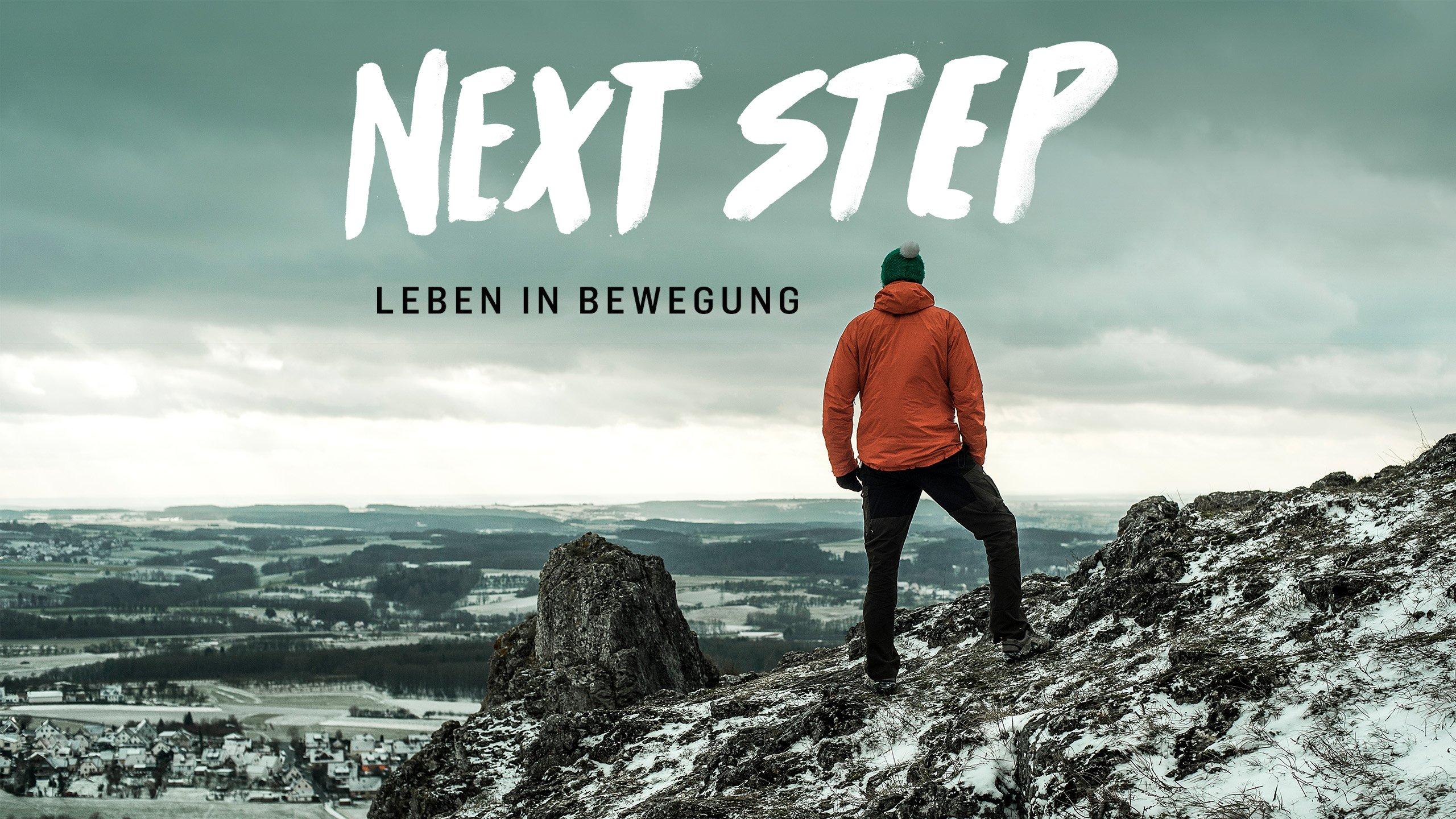 Next Step in deinem Glauben