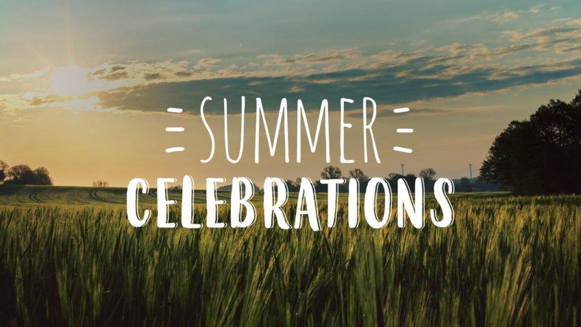 Summer Celebrations 2018